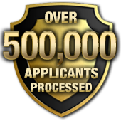 Over 200,000 applications processed